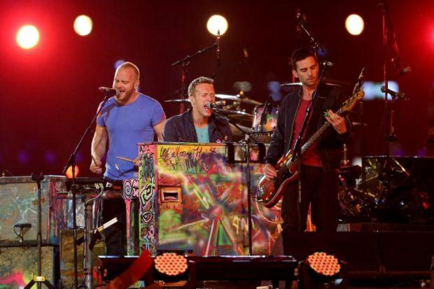 COLDPLAY...will the new songs be too low key?