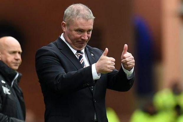 Ally McCoist is looking for his third title on the trot