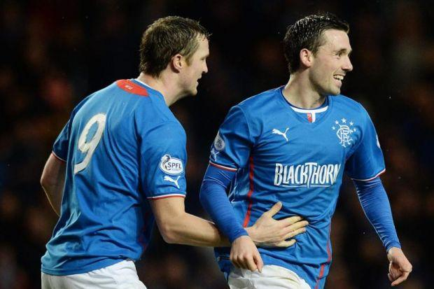 Nicky Clark and Jon Daly hit more than 30 goals between them, but Hateley says more is to come
