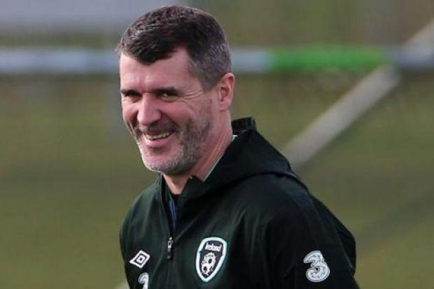 Keane has quickly become favourite for Parkhead post