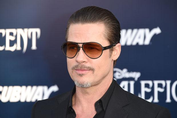 Brad Pitt 'attacked' at movie premiere