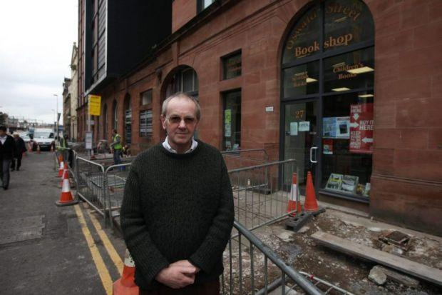 Residents and traders have complained about the state of the pavements