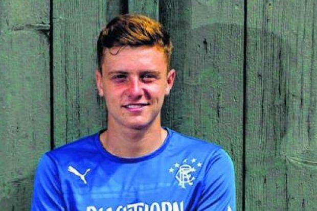 Lewis Macleod has been the pick of Murray Park prospects of the last couple of seasons but illness has held him back after his initial impact at the top level
