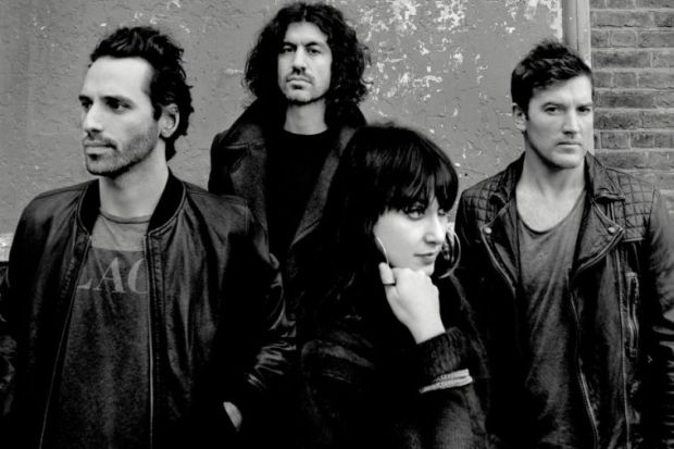 Juanita Stein and her Howling Bells bandmates are back on the road after a three-year hiatus