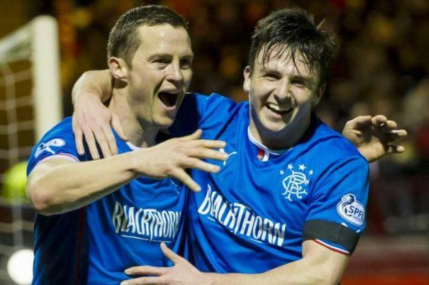 Calum Gallagher has been delighted with the welcome he received from top-team stars such as Jon Daly