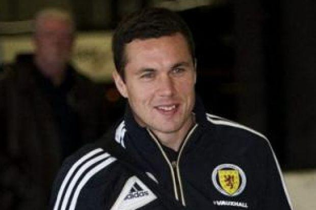 Don Cowie is in the mind of McCoist