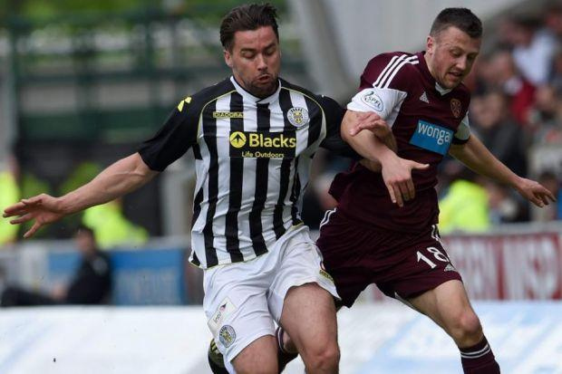 Darren McGregor could be playing against Hearts again soon, but next season it could be in a Rangers jersey