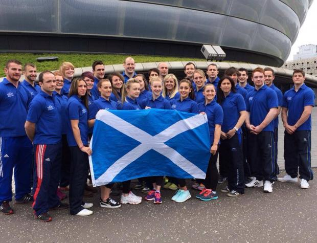 Video: Meet Team Scotland's gymnasts and learn more about the scoring system