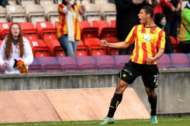 First Firhill win didn't arrive until 2014 this season
