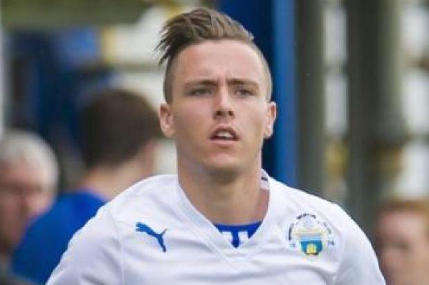 Barrie McKay spent second half of the season at Morton when Kenny Shiels was manager
