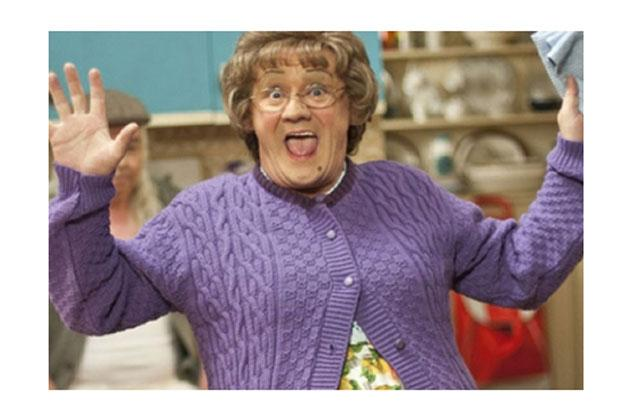 Mrs Brown movie won't be a D'isaster
