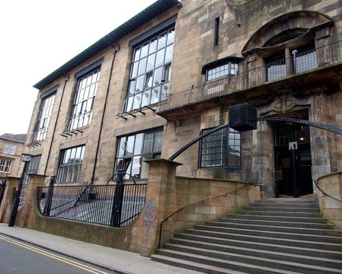 Funding boost of £5m from Government to restore Glasgow School of Art