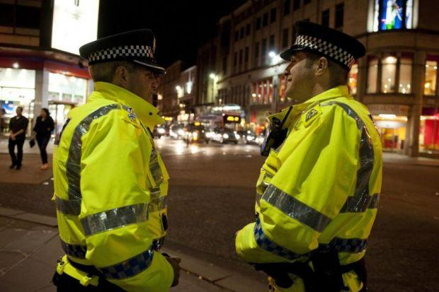Police raids on addresses in and around Glasgow helped to disrupt street dealers' activity in the city centre
