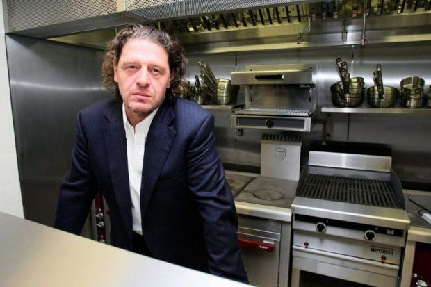 Marco Pierre White says he's looking forward to opening in Glasgow