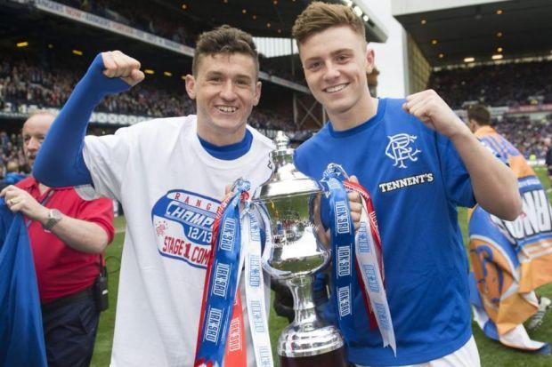 Aird and Macleod share a flat