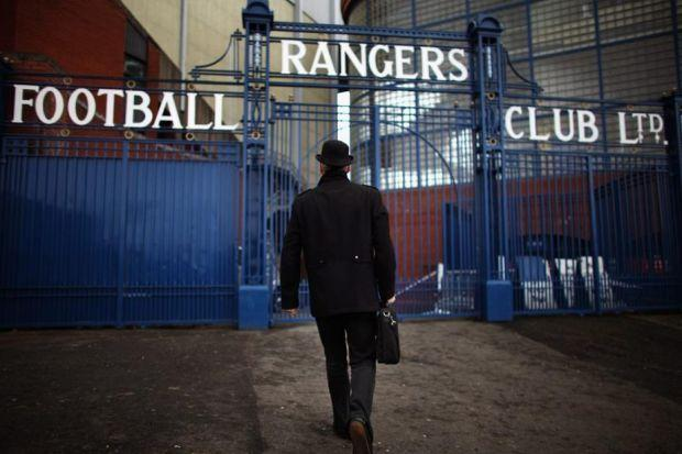 HMRC started a detailed probe into Rangers financial affairs after the club went into liquidation in June 2012