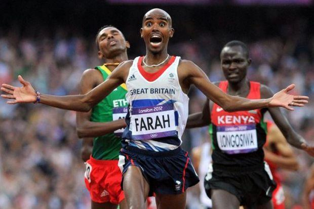 Mo Farah has confirmed his attendance at the Games