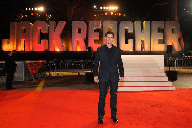 Tom Cruise movie Jack Reacher sparks most complaints