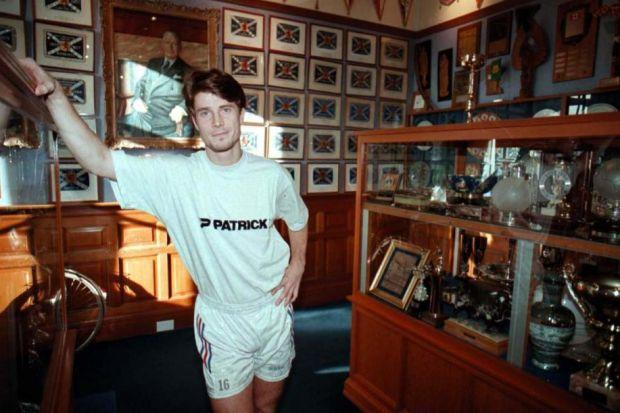Laudrup was sold on move to Glasgow by Walter Smith