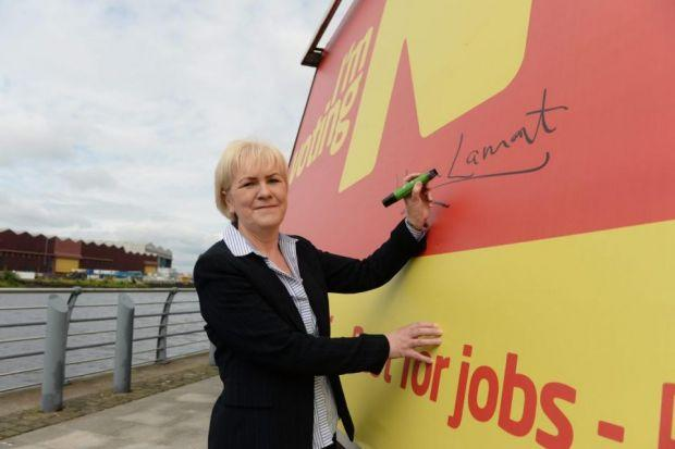 Johann Lamont says the Yes campaign has not been convincing
