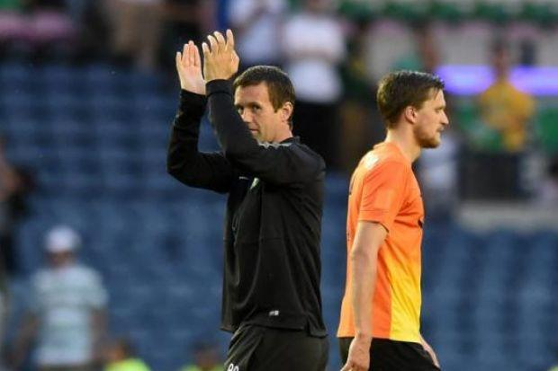 Ronny Deila was happy to see work on set-plays pay off against KR Reykjavik