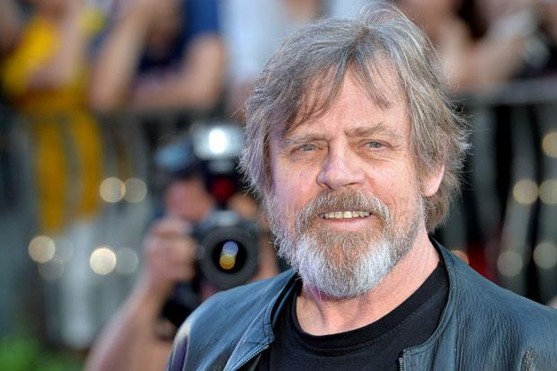 Star Wars Mark Hamill says casting in new movie was