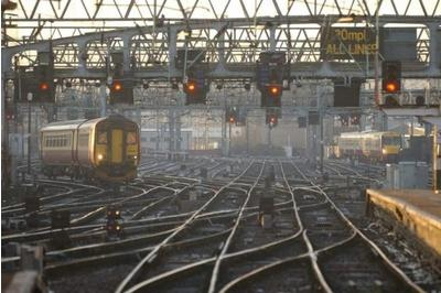 Commuters hit by rail delays