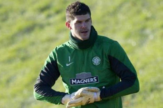 Celtic keeper Forster set for £10million move south