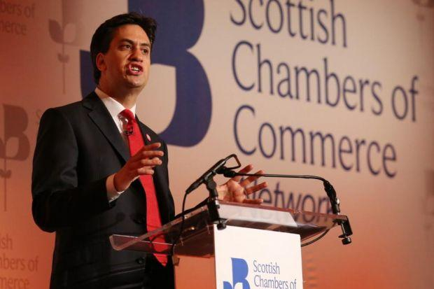 Ed Miliband rules out currency union agreement
