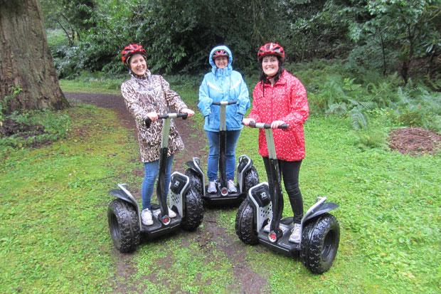 30 things to do before 30: Segway adventure in Loch Lomond