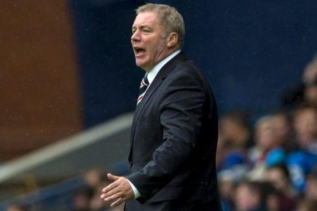 Rangers boss Ally McCoist has issued a