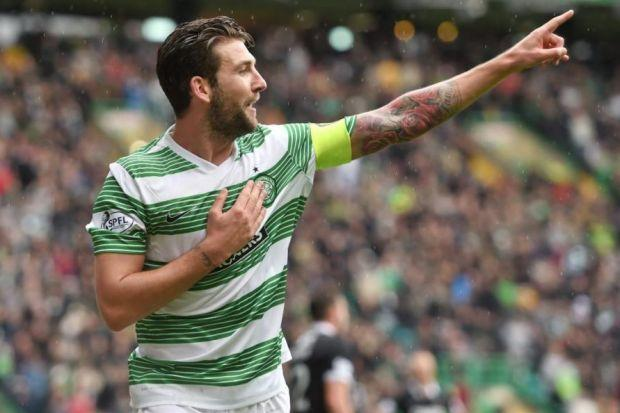 Skipper Charlie Mulgrew can play as a holding midfielder alongside Stefan Johansen