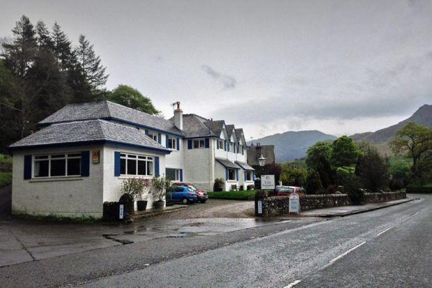 The Four Season at St Fillans has been welcoming visitors since the 1800s. Even The Beatles once enjoyed a night's stay