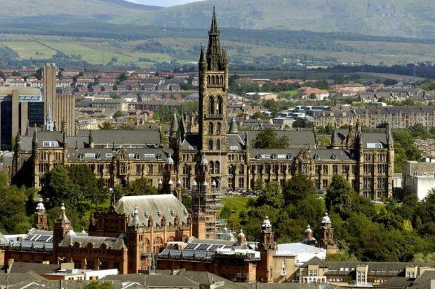 Glasgow University has a total of more than 23,000 students