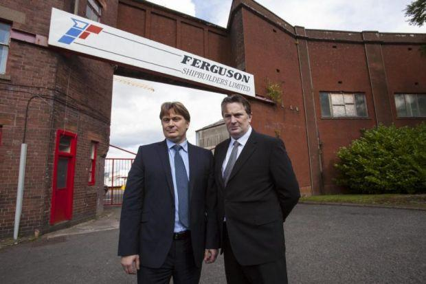 The Easdale brothers are believed to be one of two