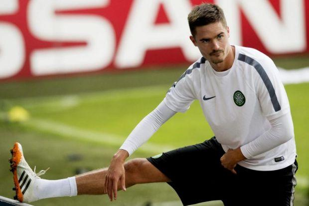 Mikael Lustig wants Celtic to cash in on their chances when they face Maribor in the return tie next Tuesday