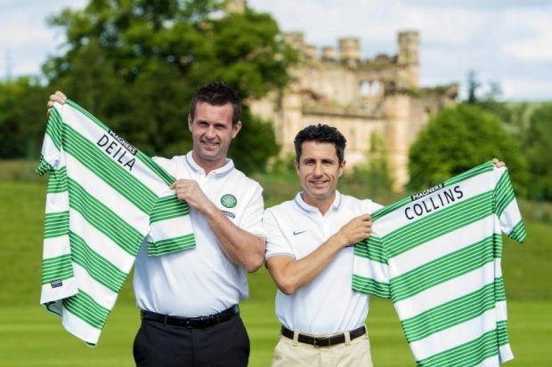 Ronnie Deila would like to have an indoor facility at Lennoxtown where he and No.2 John Collins can have quality training sessions during the winter