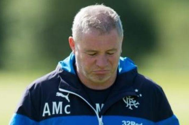McCoist wants fans to rally round Gascoigne
