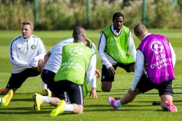 Kris Commons and Efe Ambrose are fully foc