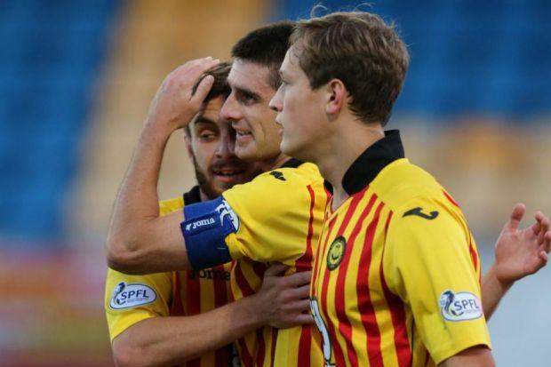 Kris Doolan was the difference as he plundered the winner for Jags to send Ton out
