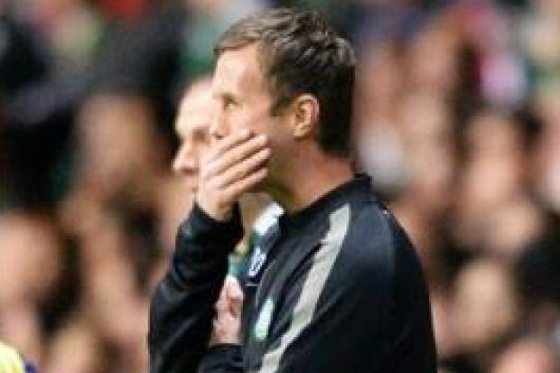 The system new Celtic boss Ronny Deila wants to play requires a powerful striker