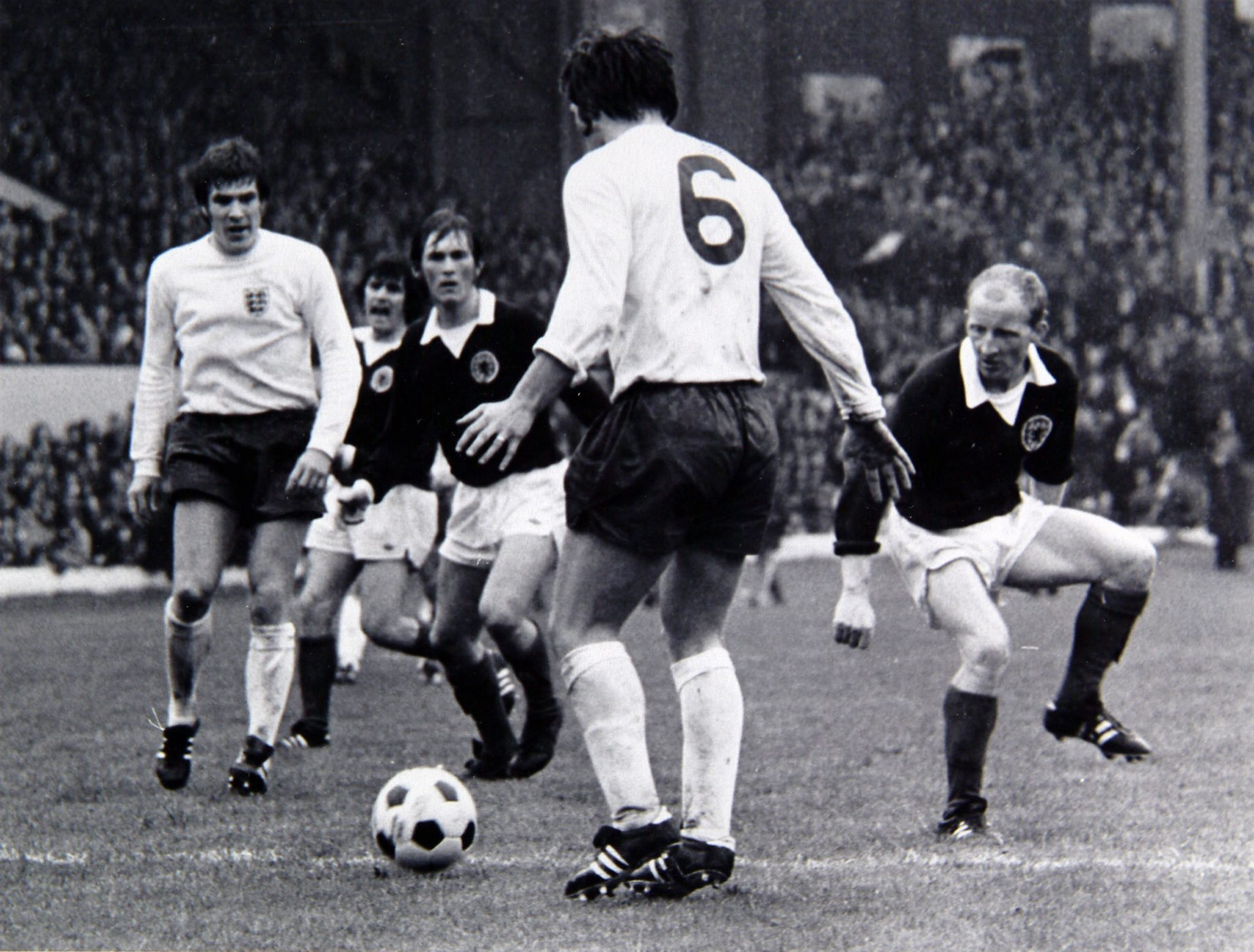 NOW YOU KNOW Jinky was left on bench during 1974 World Cup Finals