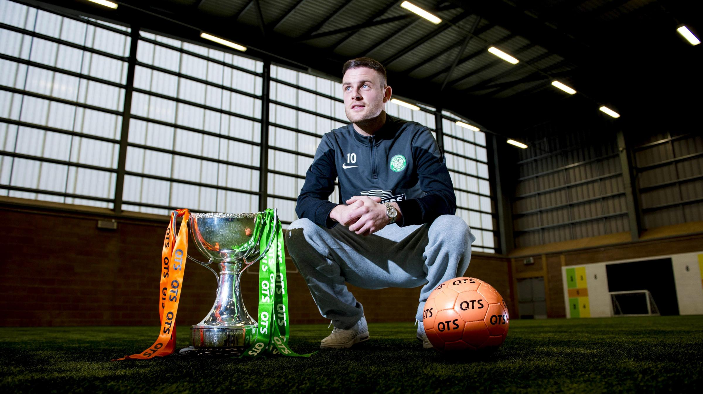 Anthony Stokes is desperate to be in the Celtic line-up for Sunday's QTS League Cup Final against Dundee United at Hampden