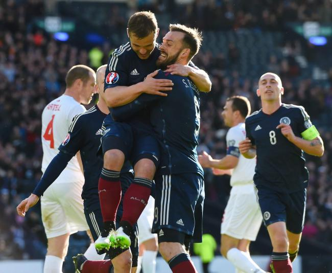 a974e56eedf BORN-AGAIN Scotland striker Steven Fletcher was today backed to build on  his historic hat-trick- against Euro 2016 rivals Republic of Ireland.