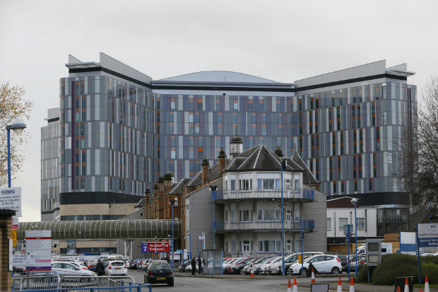 Revealed: the shops to open in Glasgow's new hospital
