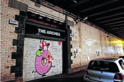 Troubled Glasgow club The Arches praised at theatre awards ceremony in Glasgow