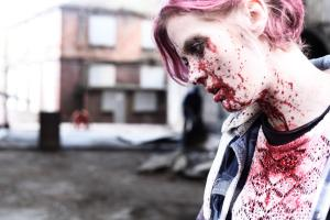 Want to act like the undead? Attend Zombie School in Glasgow