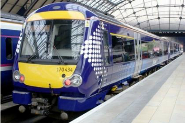 Delays between Glasgow and East Kilbride after person is hit by a train