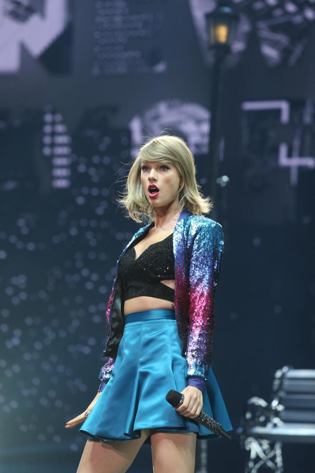 Review taylor swift sse hydro glasgow evening times taylor swift performs her 1989 tour at the sse hydro picture martin shields herald malvernweather Gallery