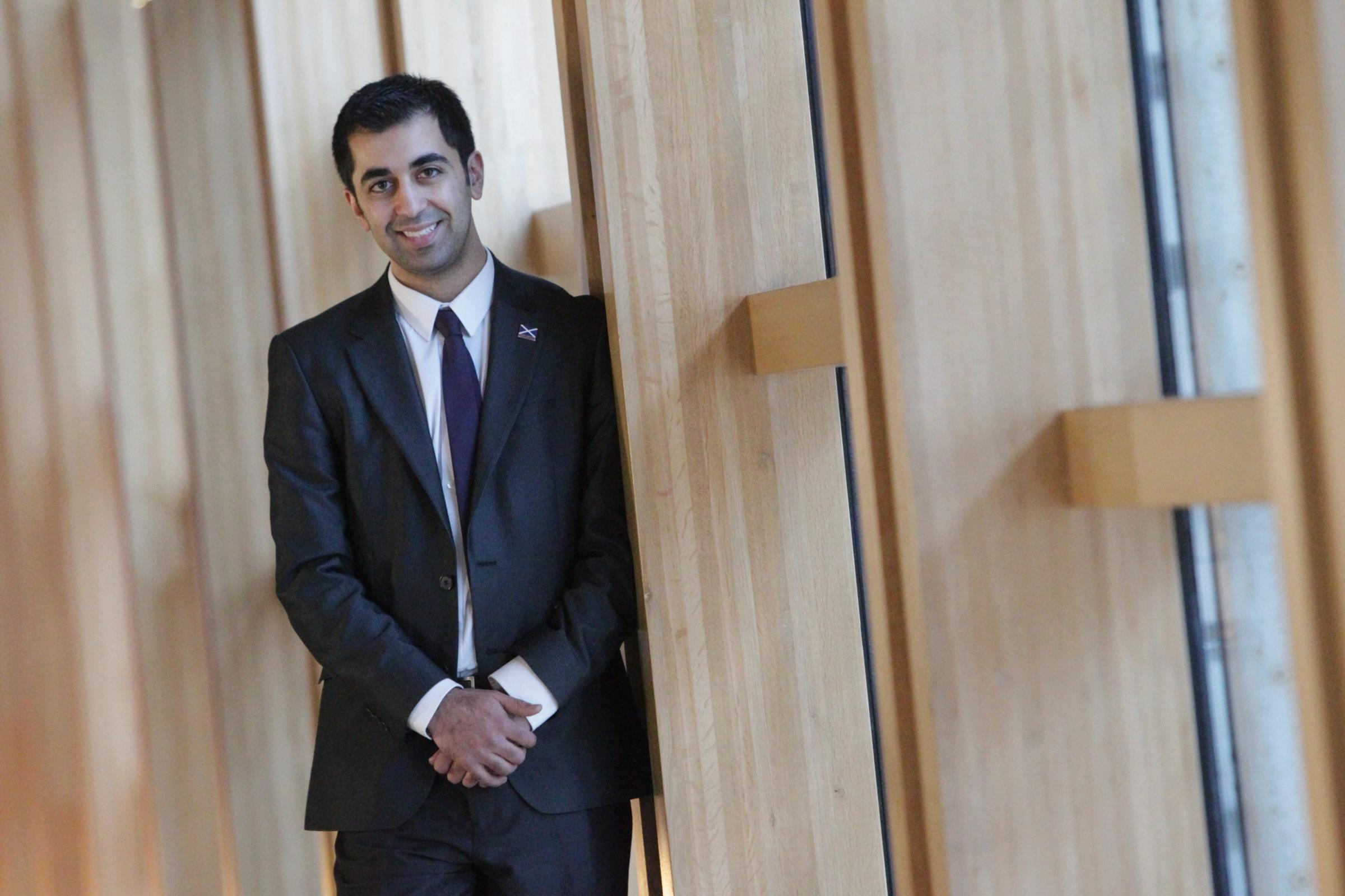 Humza Yousaf: Reflections on 2015